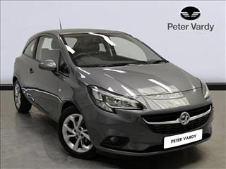 View the 2016 VAUXHALL CORSA HATCHBACK SPECIAL EDS: 1.4 [75] Energy 3dr Online at Peter Vardy