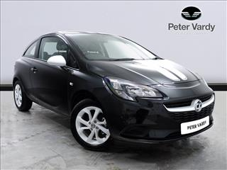 View the 2016 VAUXHALL CORSA HATCHBACK SPECIAL EDS: 1.4 [75] Sting 3dr Online at Peter Vardy