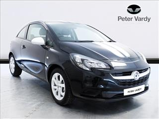 View the 2016 VAUXHALL CORSA HATCHBACK SPECIAL E: 1.4 [75] Sting 3dr Online at Peter Vardy