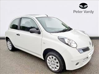 View the 2010 NISSAN MICRA HATCHBACK: 1.2 80 Visia 3dr Online at Peter Vardy