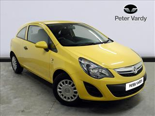 View the 2011 VAUXHALL CORSA HATCHBACK: 1.0 ecoFLEX S 3dr Online at Peter Vardy