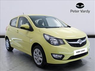 View the 2016 VAUXHALL VIVA HATCHBACK: 1.0 SE 5dr Online at Peter Vardy