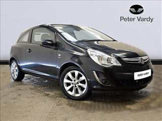 View the 2012 VAUXHALL CORSA HATCHBACK SPECIAL E: 1.0 ecoFLEX Active 3dr Online at Peter Vardy