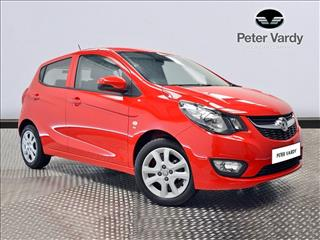 View the 2016 VAUXHALL VIVA HATCHBACK: 1.0 SE 5dr [A/C] Online at Peter Vardy