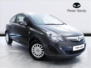 View the 2011 VAUXHALL CORSA HATCHBACK: 1.2i 16V [85] S 5dr [AC] Online at Peter Vardy