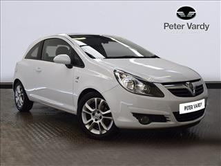 View the 2010 VAUXHALL CORSA HATCHBACK: 1.2i 16V [85] SXi 3dr Online at Peter Vardy