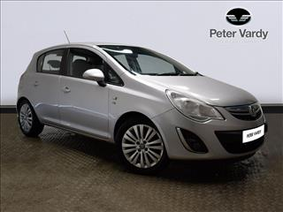 View the 2011 VAUXHALL CORSA HATCHBACK: 1.4 SE 5dr Online at Peter Vardy