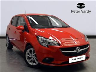 View the 2016 VAUXHALL CORSA HATCHBACK SPECIAL EDS: 1.4 [75] Energy 5dr Online at Peter Vardy