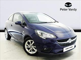 View the 2017 VAUXHALL CORSA HATCHBACK SPECIAL E: 1.4 [75] Energy 3dr [AC] Online at Peter Vardy