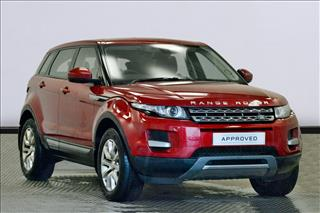 View the 2014 LAND ROVER RANGE ROVER EVOQUE DIESEL: 2.2 SD4 Pure 5dr Auto [9] [Tech Pack] Online at Peter Vardy