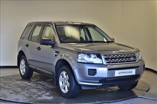 View the 2014 LAND ROVER FREELANDER 2 DIESEL SW: 2.2 TD4 GS 5dr Online at Peter Vardy