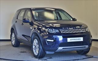 View the 2015 LAND ROVER DISCOVERY SPORT DIESEL SW: 2.0 TD4 180 HSE Luxury 5dr Online at Peter Vardy