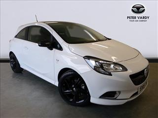 View the 2016 VAUXHALL CORSA HATCHBACK SPECIAL EDS: 1.4 [75] Limited Edition 3dr Online at Peter Vardy