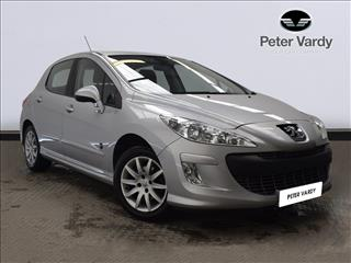 View the 2011 PEUGEOT 308 HATCHBACK SPECIAL EDI: 1.4 VTi 98 Envy 5dr Online at Peter Vardy