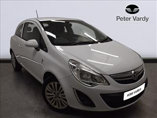 View the 2013 VAUXHALL CORSA HATCHBACK SPECIAL E: 1.2 Energy 3dr Online at Peter Vardy