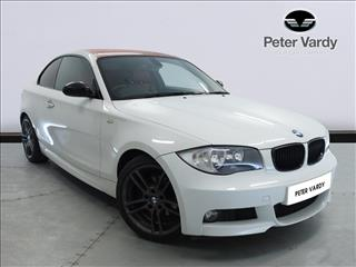 View the 2009 BMW 1 SERIES COUPE: 125i M Sport 2dr Online at Peter Vardy