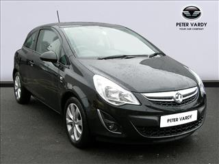 View the 2012 VAUXHALL CORSA HATCHBACK SPECIAL EDS: 1.2 Active 3dr Online at Peter Vardy