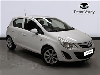 View the 2012 VAUXHALL CORSA HATCHBACK SPECIAL E: 1.0 ecoFLEX Active 5dr [AC] Online at Peter Vardy