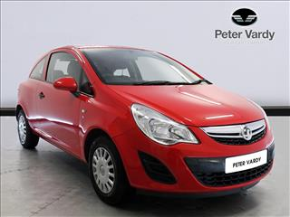 View the 2014 VAUXHALL CORSA HATCHBACK: 1.0 ecoFLEX S 3dr Online at Peter Vardy