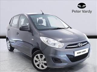 View the 2012 HYUNDAI I10 HATCHBACK: 1.2 Classic 5dr Online at Peter Vardy