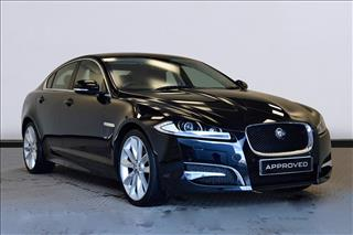 View the 2013 JAGUAR XF DIESEL SALOON: 2.2d [200] Sport 4dr Auto Online at Peter Vardy