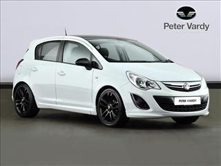 View the 2012 VAUXHALL CORSA HATCHBACK: 1.2 Limited Edition 5dr Online at Peter Vardy