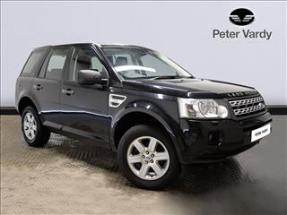 View the 2010 LAND ROVER FREELANDER 2 DIESEL SW: 2.2 SD4 GS 5dr Auto Online at Peter Vardy