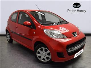 View the 2012 PEUGEOT 107 HATCHBACK: 1.0 Urban 5dr Online at Peter Vardy