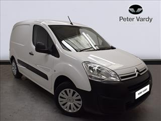 View the 2015 CITROEN BERLINGO L1 DIESEL: 1.6 HDi 625Kg Enterprise 75ps Online at Peter Vardy