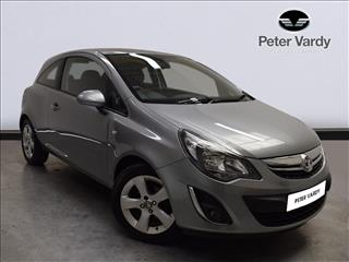 View the 2013 VAUXHALL CORSA HATCHBACK: 1.2 SXi 3dr [AC] Online at Peter Vardy