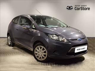 View the 2011 FORD FIESTA HATCHBACK: 1.25 Edge 3dr Online at Peter Vardy
