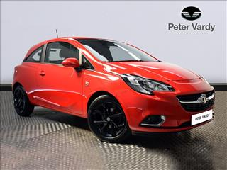 View the 2017 VAUXHALL CORSA HATCHBACK: 1.4T [100] ecoFLEX SRi 3dr Online at Peter Vardy
