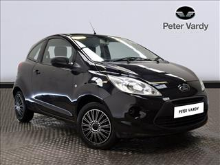 View the 2010 FORD KA HATCHBACK: 1.2 Studio 3dr Online at Peter Vardy