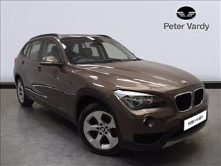 View the 2014 BMW X1 DIESEL ESTATE: xDrive 18d SE 5dr Online at Peter Vardy