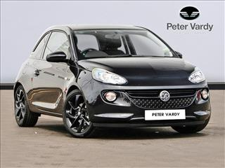 View the 2016 VAUXHALL ADAM HATCHBACK SPECIAL EDS: 1.2i Energised 3dr Online at Peter Vardy