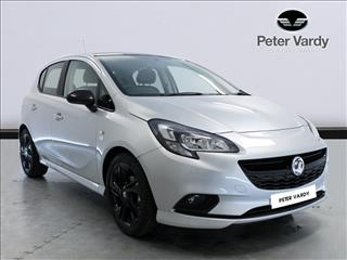 View the 2017 VAUXHALL CORSA HATCHBACK SPECIAL EDS: 1.4 [75] Limited Edition 3dr Online at Peter Vardy