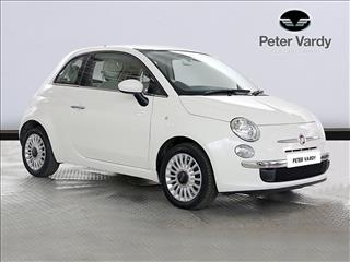 View the 2013 FIAT 500 HATCHBACK: 1.2 Lounge 3dr [Start Stop] Online at Peter Vardy