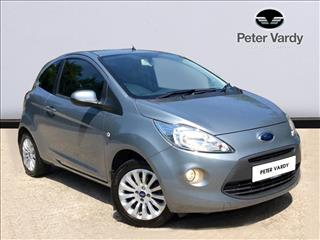 View the 2015 FORD KA HATCHBACK: 1.2 Zetec 3dr [Start Stop] Online at Peter Vardy