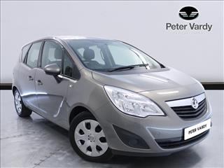View the 2011 VAUXHALL MERIVA ESTATE: 1.4T 16V [140] Exclusiv 5dr Online at Peter Vardy