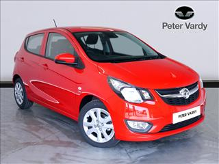 View the 2017 VAUXHALL VIVA HATCHBACK: 1.0 SE 5dr [A/C] Online at Peter Vardy