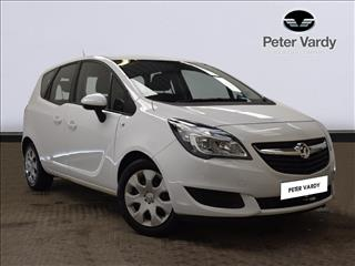 View the 2017 VAUXHALL MERIVA ESTATE: 1.4i 16V Tech Line 5dr Online at Peter Vardy