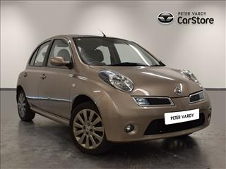 View the 2008 NISSAN MICRA HATCHBACK: 1.4 Active Luxury 5dr Online at Peter Vardy