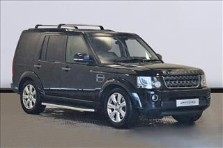 View the 2015 LAND ROVER DISCOVERY DIESEL SW: 3.0 SDV6 SE Tech 5dr Auto Online at Peter Vardy