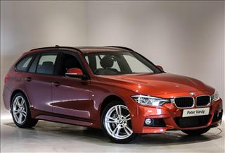 2019 Bmw 3 Series Diesel Touring 335d Xdrive M Sport 5dr Step Auto Peter Vardy