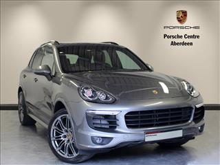 View the 2017 PORSCHE CAYENNE ESTATE: S 5dr Tiptronic S Online at Peter Vardy