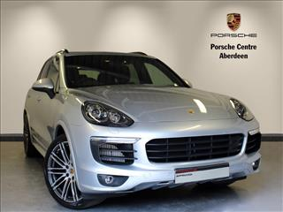 CAYENNE ESTATE SPECIAL EDITIONS