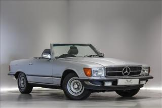 View the 1982 Mercedes Benz 280SL Automatic: Automatic Online at Peter Vardy