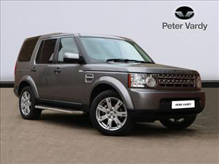 View the 2010 LAND ROVER DISCOVERY 4 DIESEL SW: 3.0 TDV6 GS 5dr Auto Online at Peter Vardy