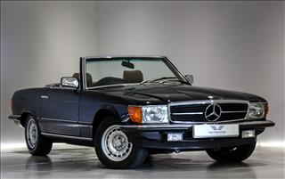 View the 1982 Mercedes-Benz 280 SL Auto Online at Peter Vardy
