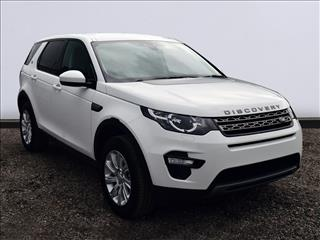 View the 2017 LAND ROVER DISCOVERY SPORT DIESEL SW: 2.0 TD4 180 SE Tech 5dr Auto Online at Peter Vardy